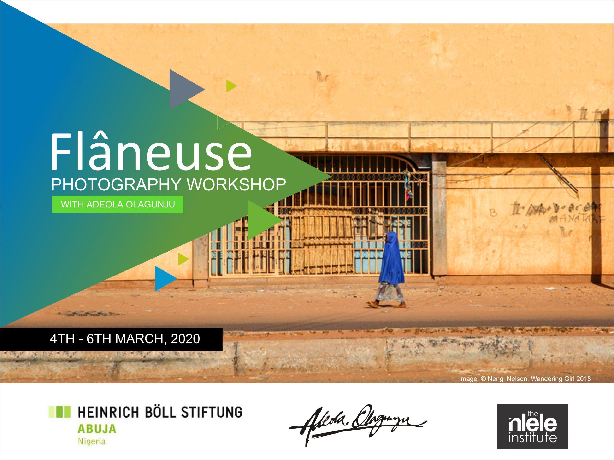 Flâneuse Workshop for Women