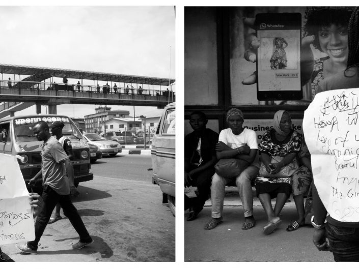 Flâneuse Female Artists' Perspectives on Navigating Lagos